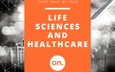 FIRST HALF 2020 LIFE SCIENCES AND HEALTHCARE EXECUTIVE PLACEMENT SUCCESS